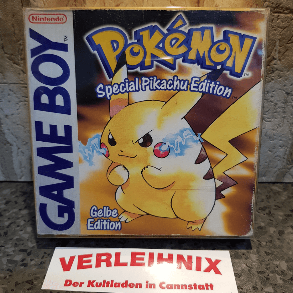 Pokemon Gelbe Edition Download Deutsch