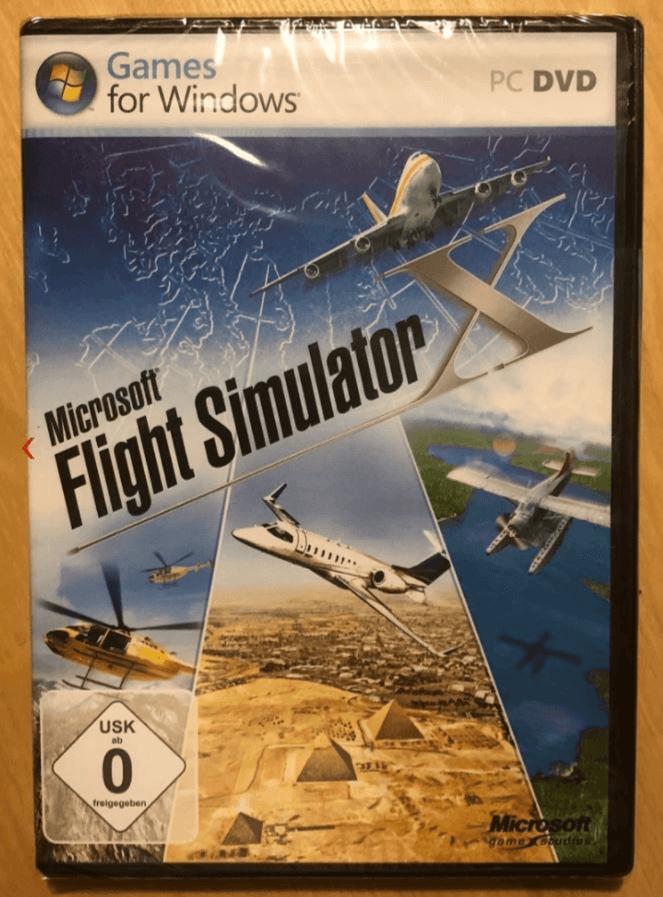 Microsoft Flight Simulator X | PC (Windows)