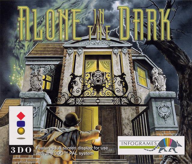 Alone In The Dark 3do Interactive Multiplayer