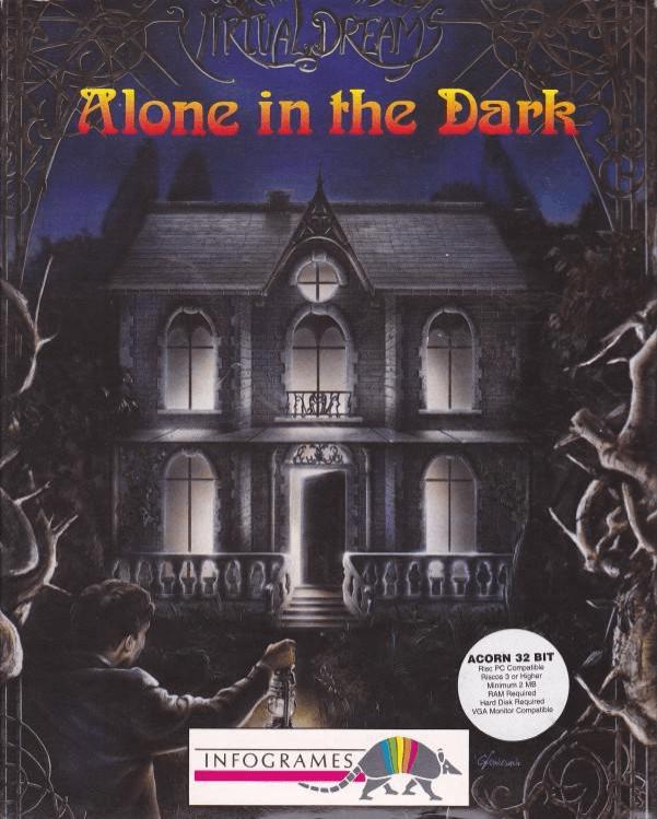 Alone In The Dark Acorn Archimedes