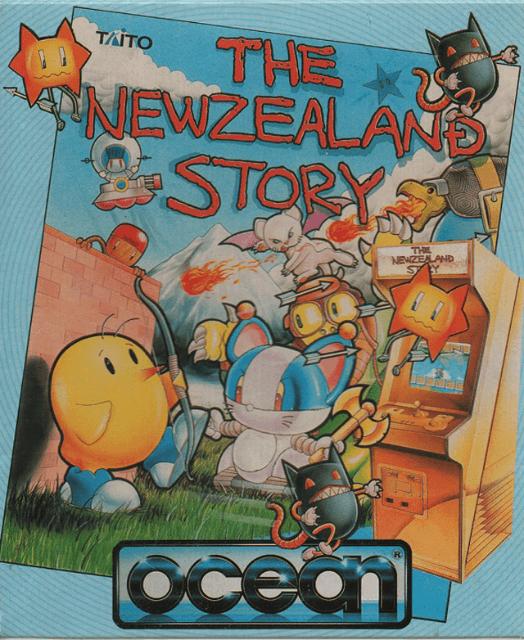 SPECIAL ORDER The New Zealand Story Custom Unreleased Sega Genesis Arcade Platformer!