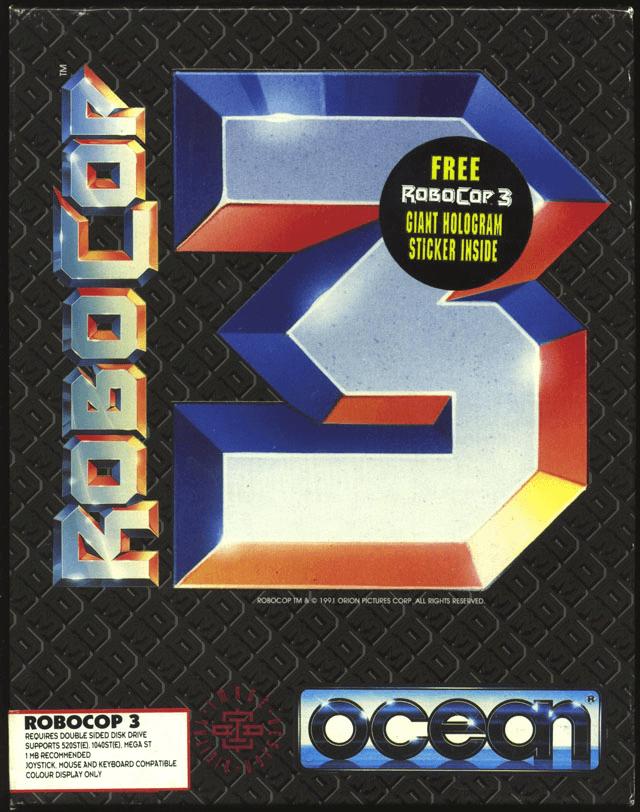 Robocop 3 Atari St