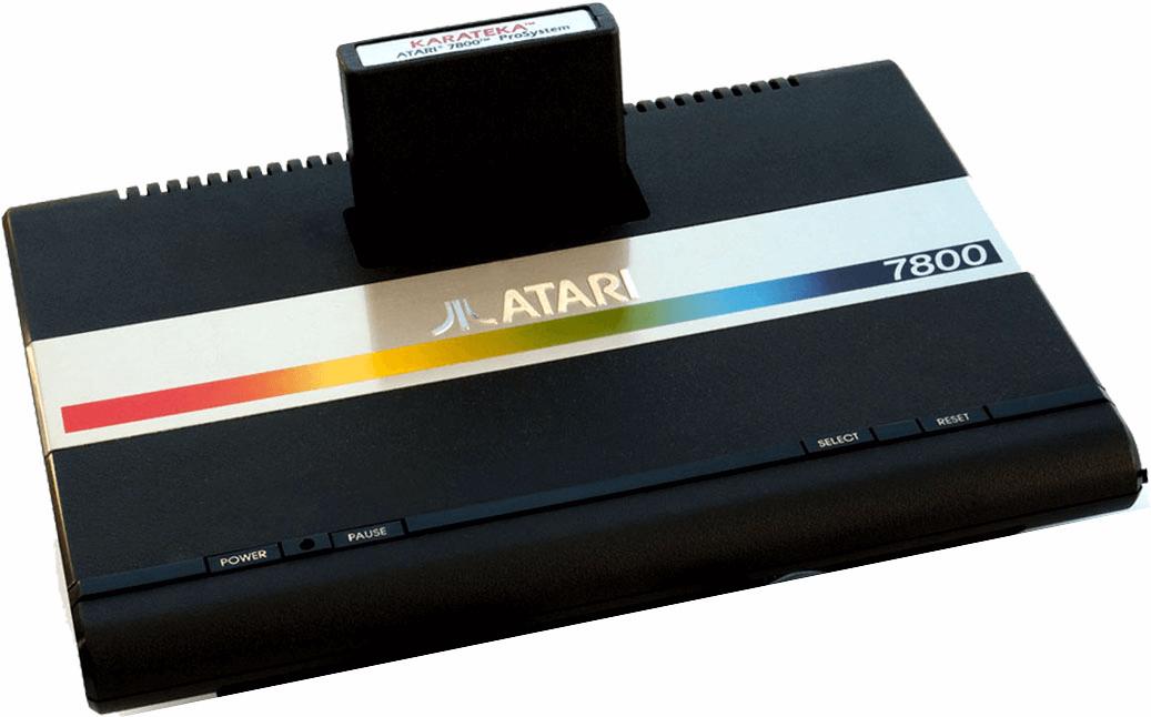 9703  Atari 7800