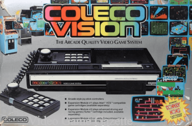 6616  Colecovision