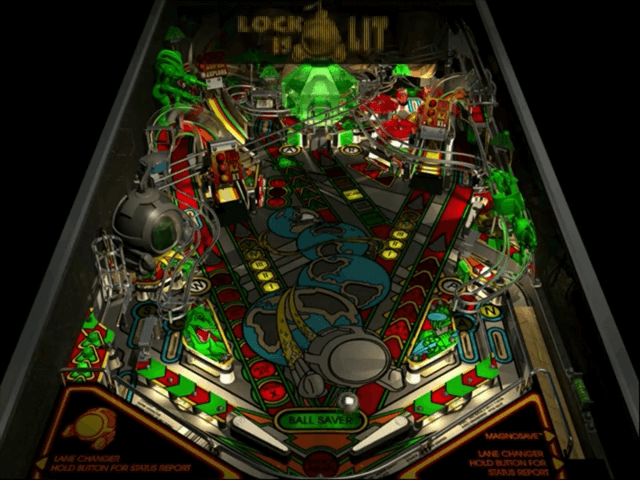 Pro Pinball Trilogy Dreamcast