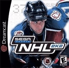 NHL 2K2 Sega Dreamcast, cover game