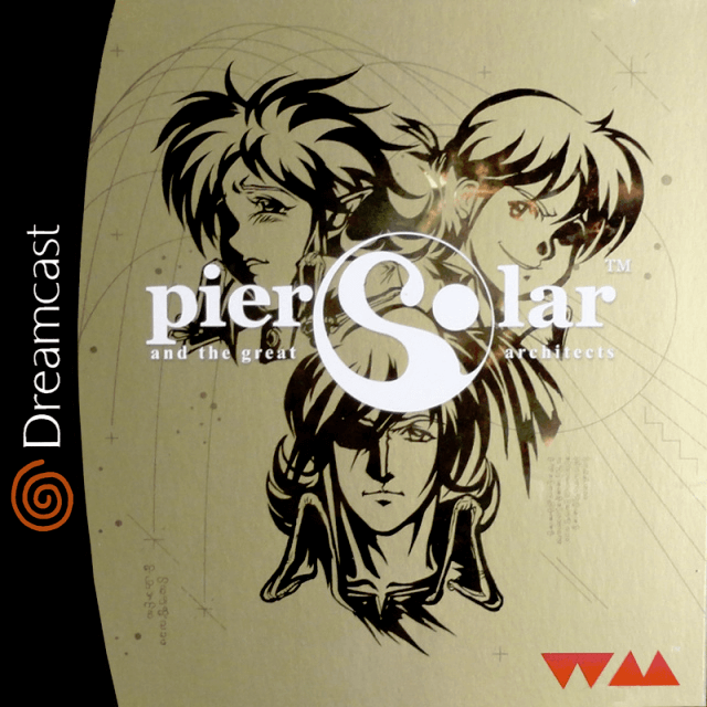 Pier Solar and the Great Architects, versão Dreamcast-cover game!