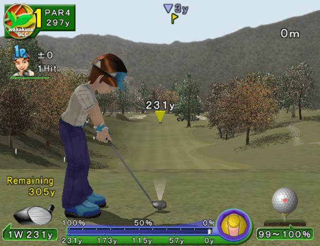 Ace Golf | Nintendo GameCube
