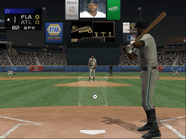 All-Star Baseball 2003-capa game gamecube