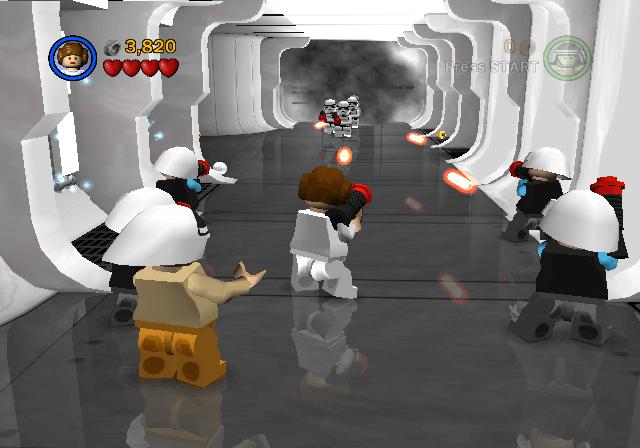Lego Star Wars Ii The Original Trilogy Nintendo Gamecube