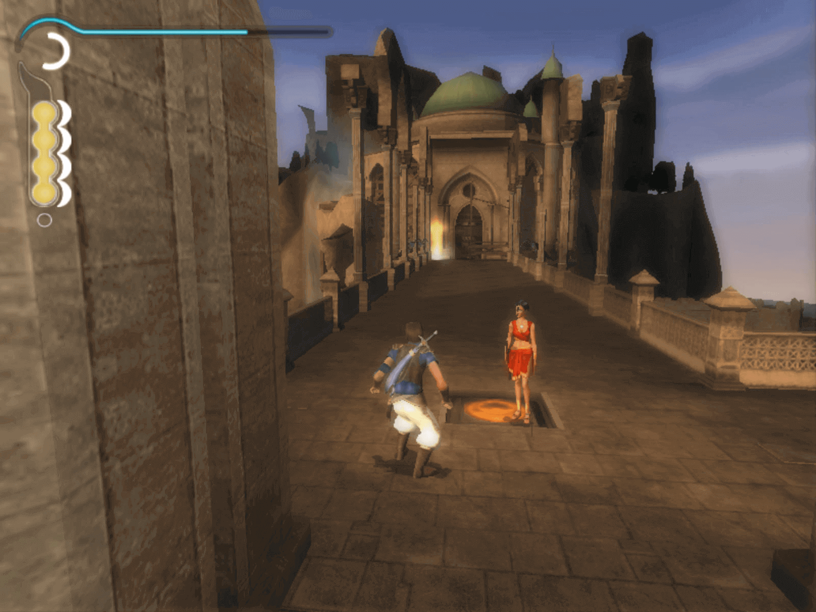 Prince Of Persia The Sands Of Time Nintendo Gamecube