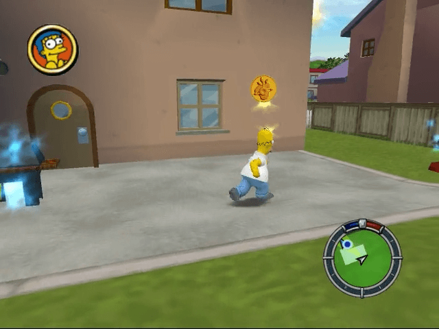 The Simpsons: Hit & Run, jogo em curso!
