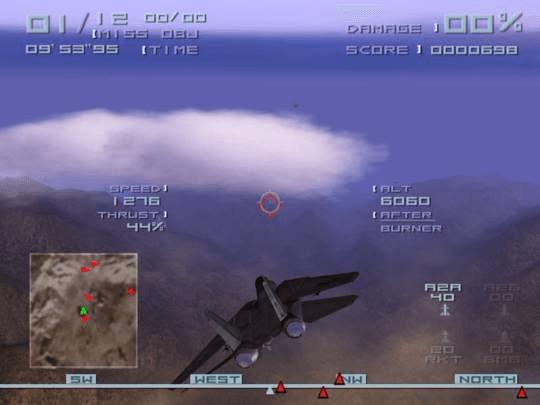 Top Gun: Combat Zones