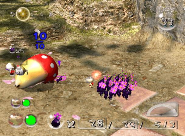 Pikmin 2 Nintendo Gamecube