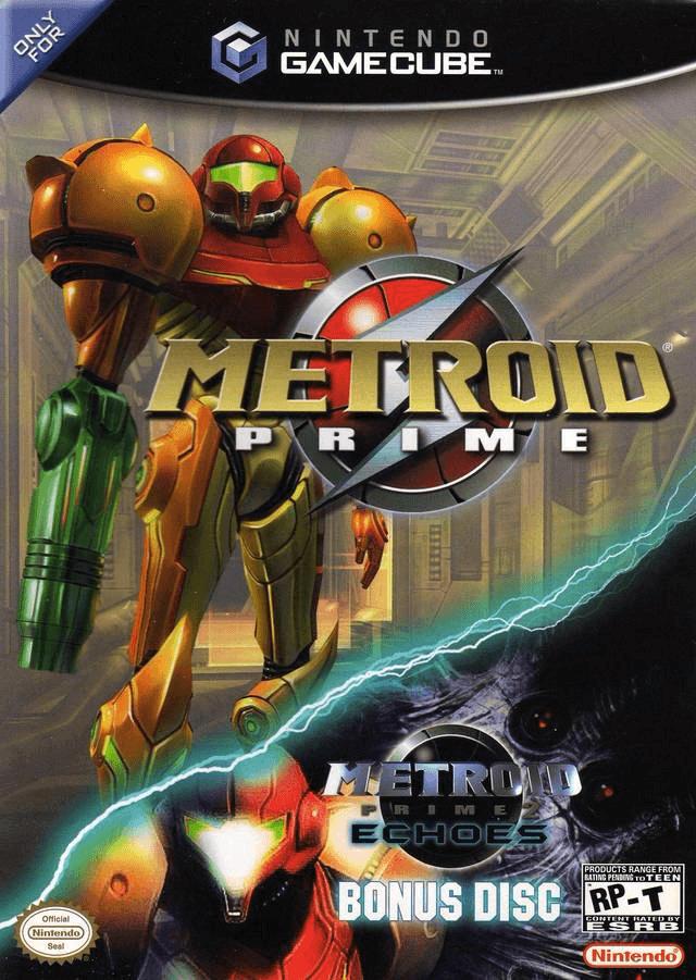 Metroid Prime   Nintendo GameCube