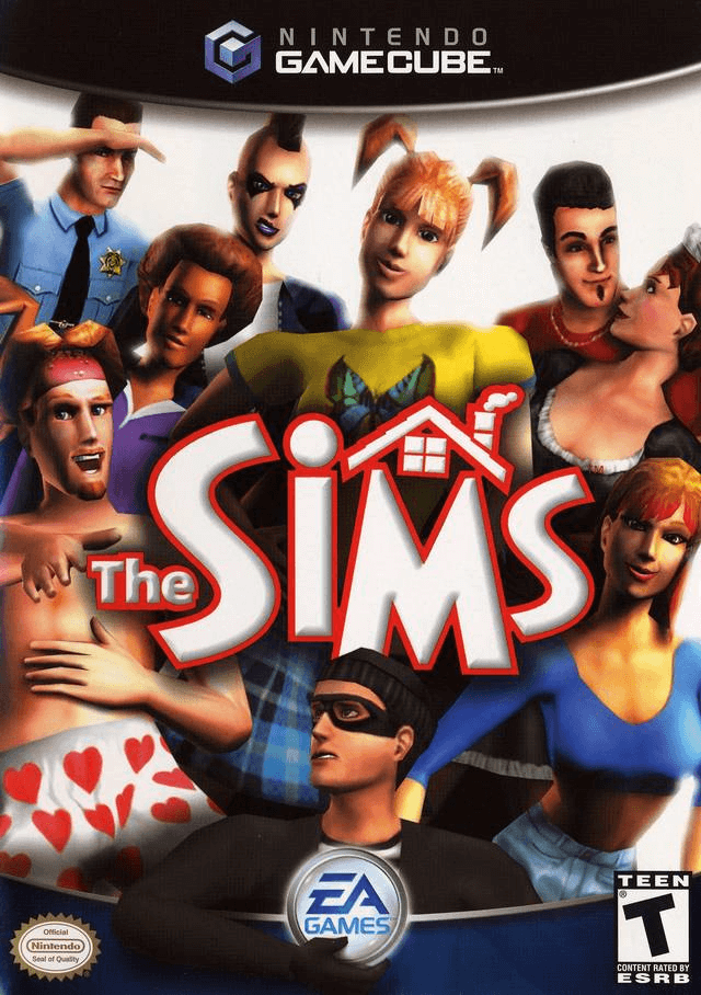 The Sims, Nintendo GameCube Cover Game