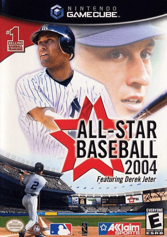 All-Star Baseball 2004-cover game gamecube