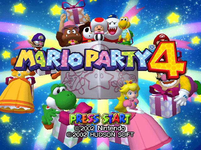 Mario Party 4 | Nintendo GameCube