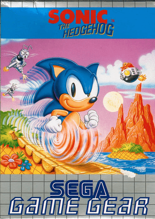 Buy Sonic The Hedgehog For Sega Game Gear Retroplace