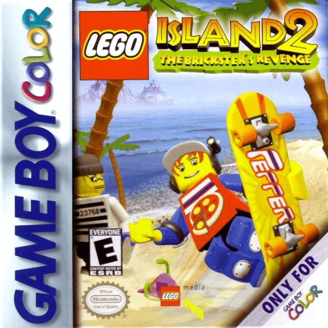 lego island 2 game boy