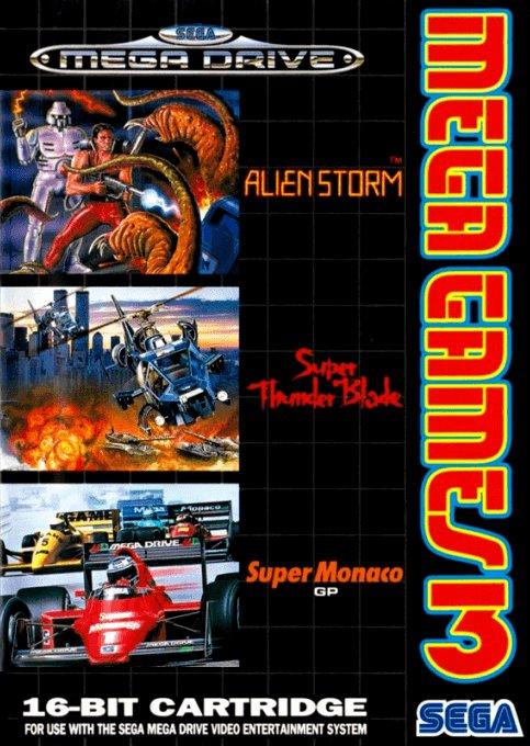 Buy Mega Games 3 for Sega Mega Drive/Genesis | retroplace