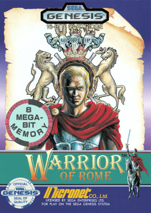 Ambition of Caesar, cover game.
