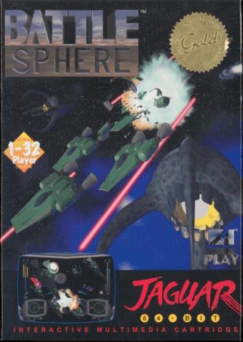 Battlesphere Atari Jaguar