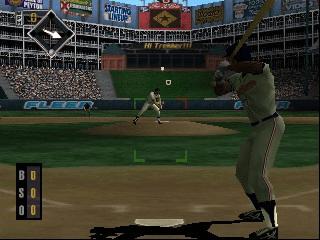 All-Star Baseball '99 N64-jogo em curso!