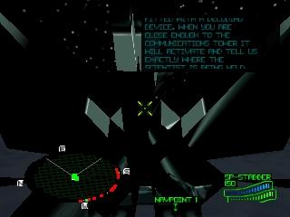 Battlezone: Rise of the Black Dogs N64-jogo em curso!