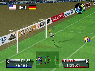 International Superstar Soccer 98 n64