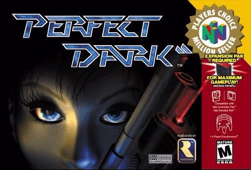 Baixar ROM Perfect Dark Nintendo64