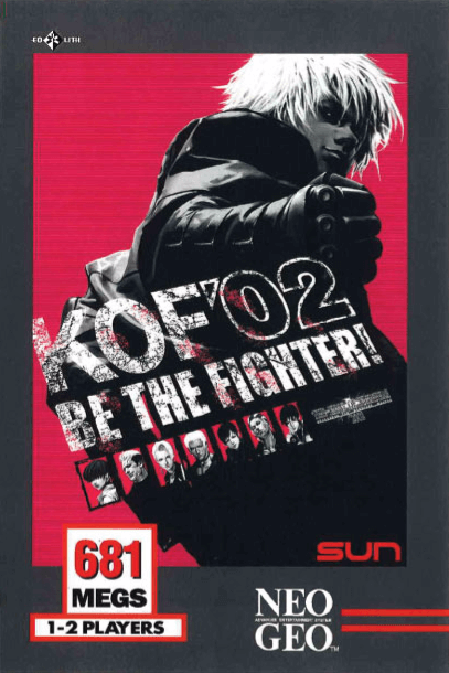 The King of Fighters 2002 | SNK Neo Geo
