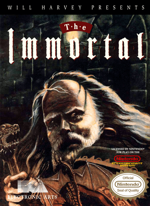 The Immortal | Nintendo Entertainment System