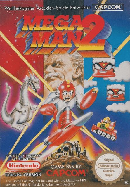 Mega Man 2 | Nintendo Entertainment System