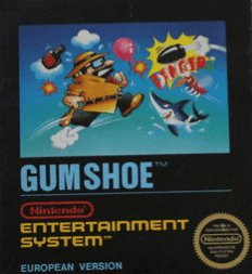 Gumshoe - Small Box | Nintendo Entertainment System