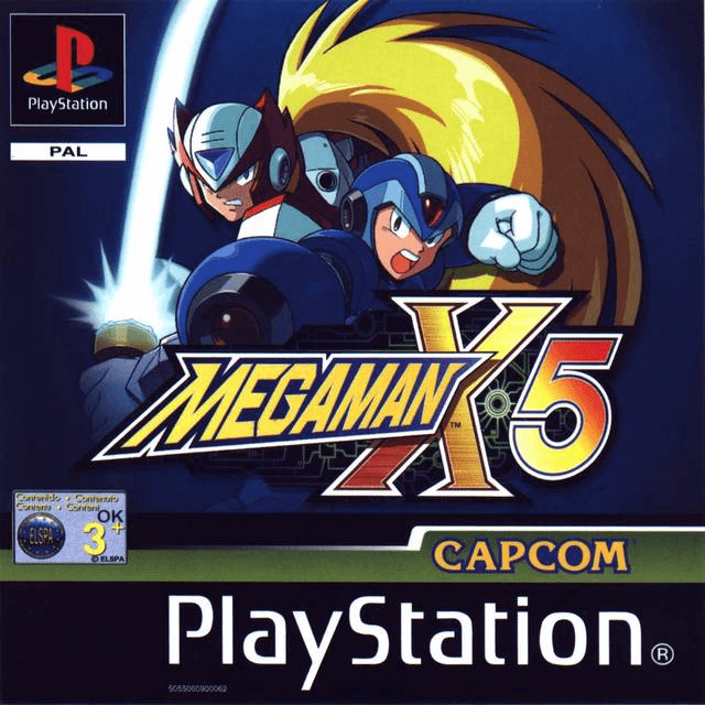 Mega Man X5 | Sony PlayStation