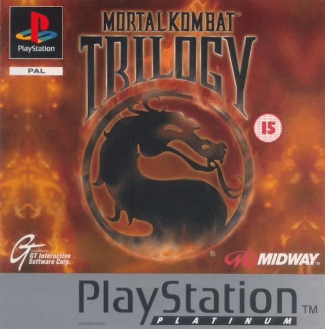 Mortal Kombat Trilogy | Sony PlayStation