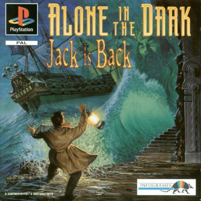 Alone In The Dark Jack Is Back Sony Playstation