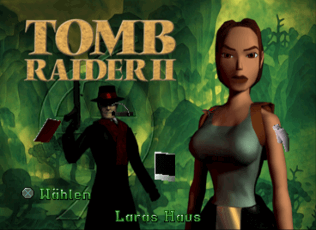 Tomb Raider Ii Sony Playstation