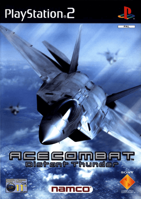Ace Combat: Distant Thunder | Sony PlayStation 2