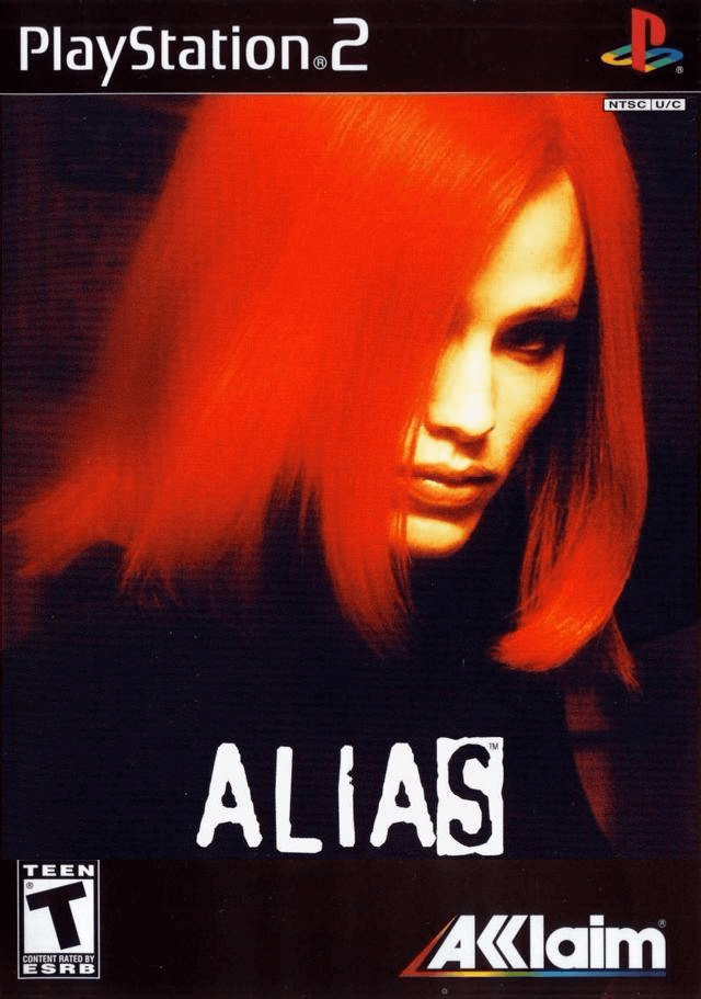 Alias (Video Game), cover game