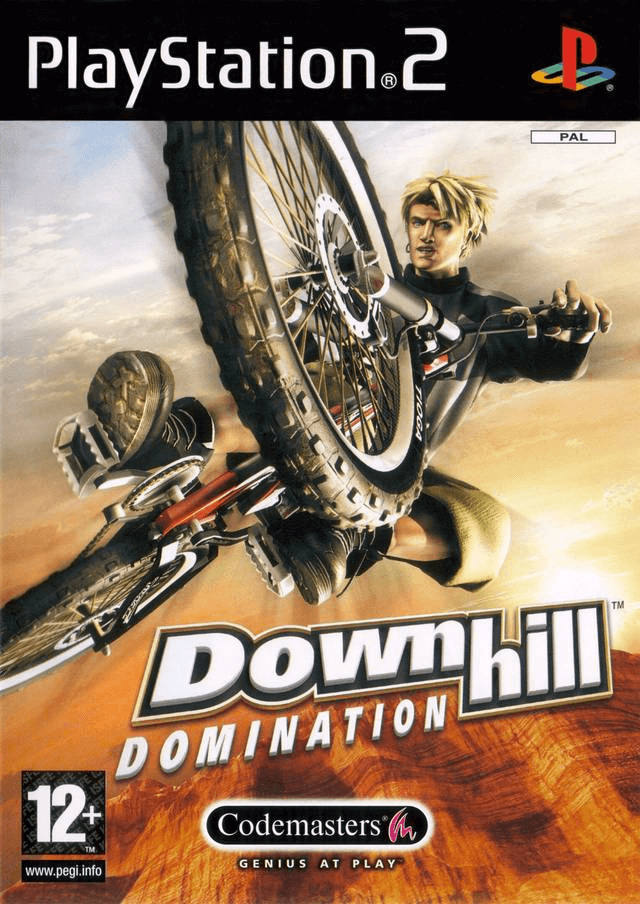 Downhill domination for playstation signature moves
