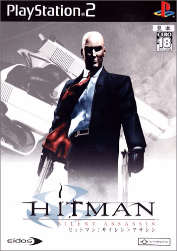 Hitman 2 Silent Assassin Sony Playstation 2