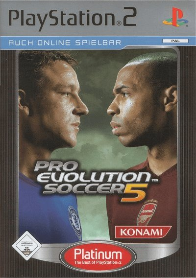 Pro Evolution Soccer 5 | Sony PlayStation 2