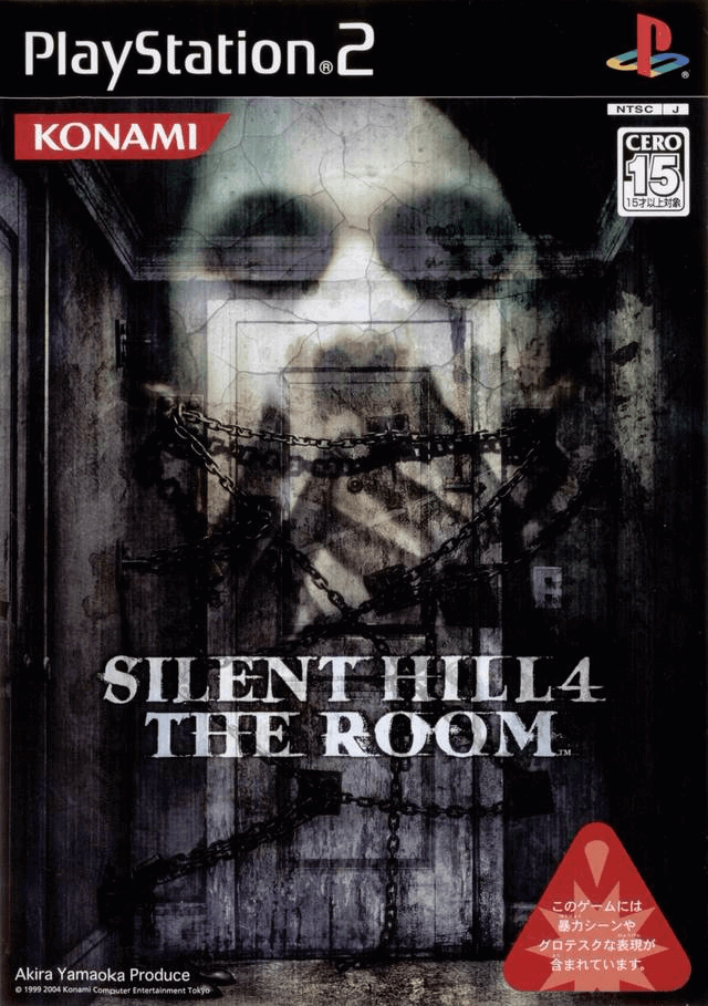 Silent Hill 4 The Room Sony Playstation 2
