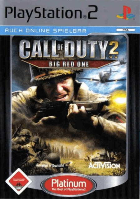 Call of Duty 2: Big Red One | Sony PlayStation 2