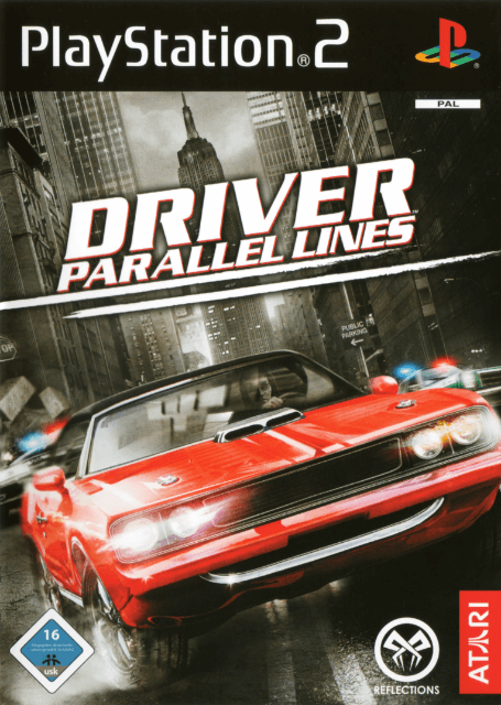 Driver: Parallel Lines | Sony PlayStation 2