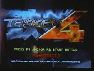 Tekken 4 Sony Playstation 2