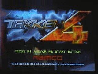 Tekken 4 | Sony PlayStation 2