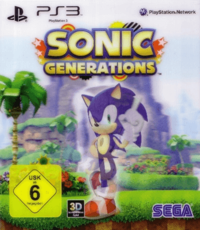 Sonic Generations | Sony PlayStation 3